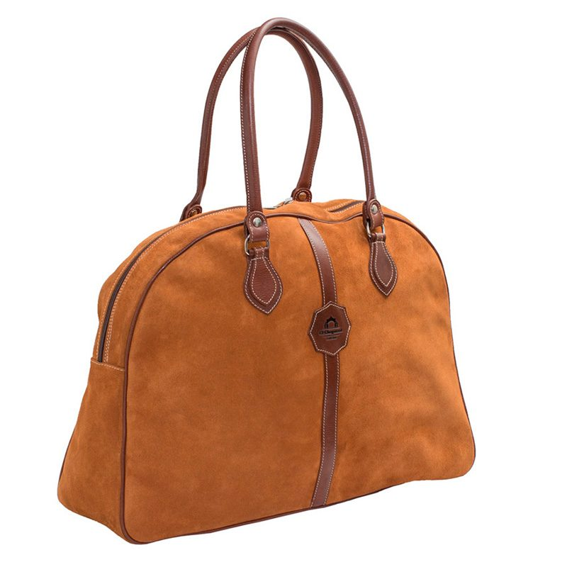 Ofeliat-Laura-Ladies-Travel-Bag-Leather-Suede-Leather-Handmade-Spain