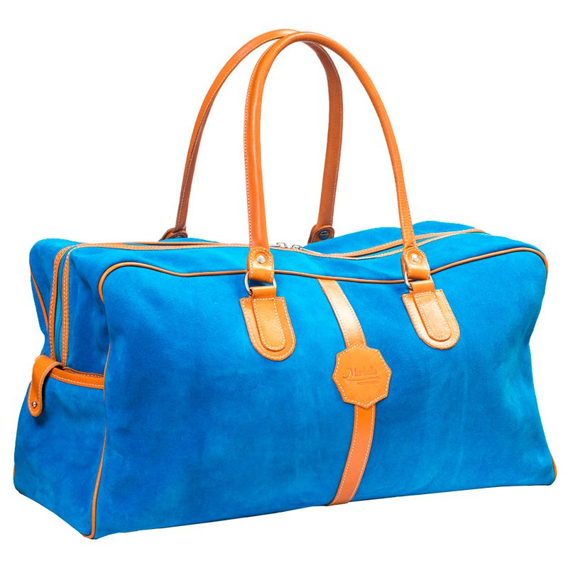 Ofeliat-Malaga-Travel-Bag-Royal-Suede-Leather-Handmade-Spain