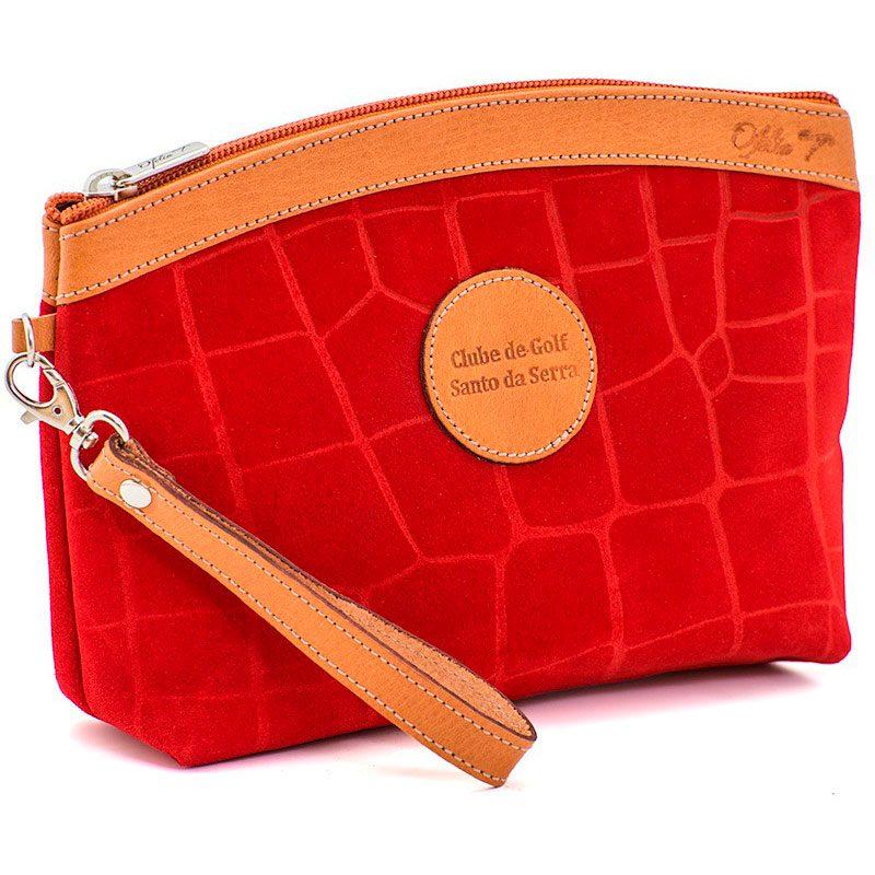 Ofeliat-Teresa-Zip-Clutch-Red-Crocodile-Leather-Handmade-Spain