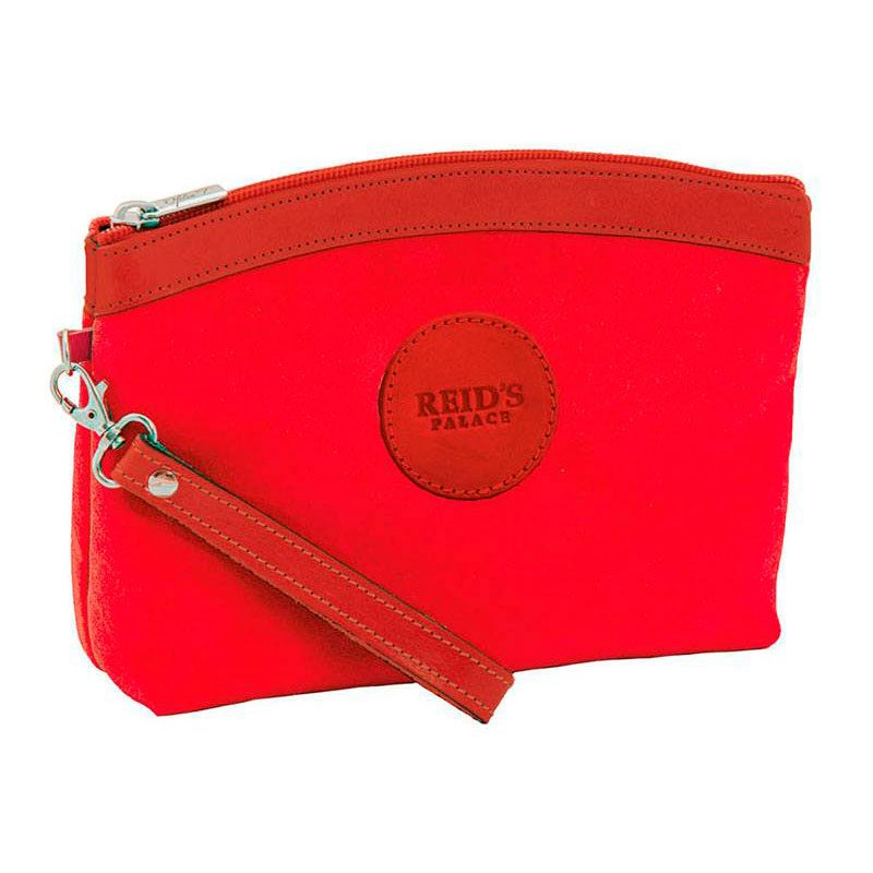 Ofeliat-Teresa-Zip-Cluth-Red-Tone-Suede-Leather-Handmade-Spain