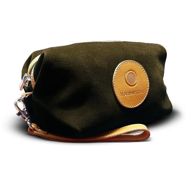 OfeliaT-Almeria-wristlet-Brown-leather-handmade-spain