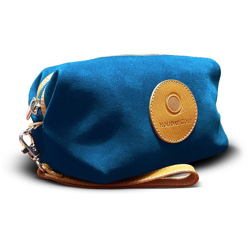 OfeliaT-Almeria-wristlet-Royal-leather-handmade-spain